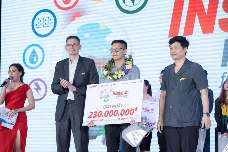 Xi Măng Insee Việt Nam Tổ Chức Cuộc Thi Insee Prize Cho Sinh Viên Khối Ngành Xây Dựng Năm 2019 1 1 1