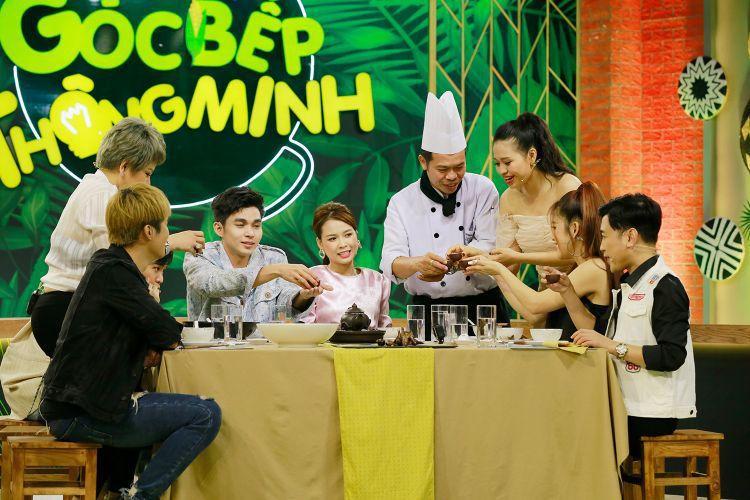 Cặp đôi Sam – Jun Phạm tái ngộ trong gameshow về ẩm thực Góc Bếp ...