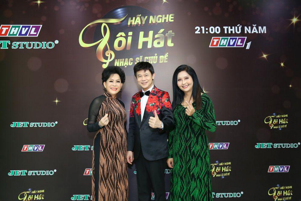 Danh ca Thái Châu ước được đẻ muộn hơn để thi đấu với các ca sĩ trẻ