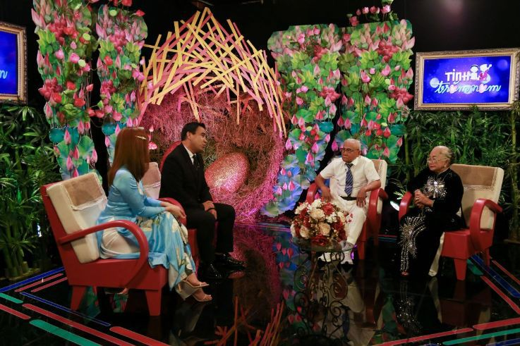 Quyền Linh, Ngọc Lan kinh ngạc khi cụ ông 90 tuổi nói về ý nghĩa chiếc nhẫn cưới