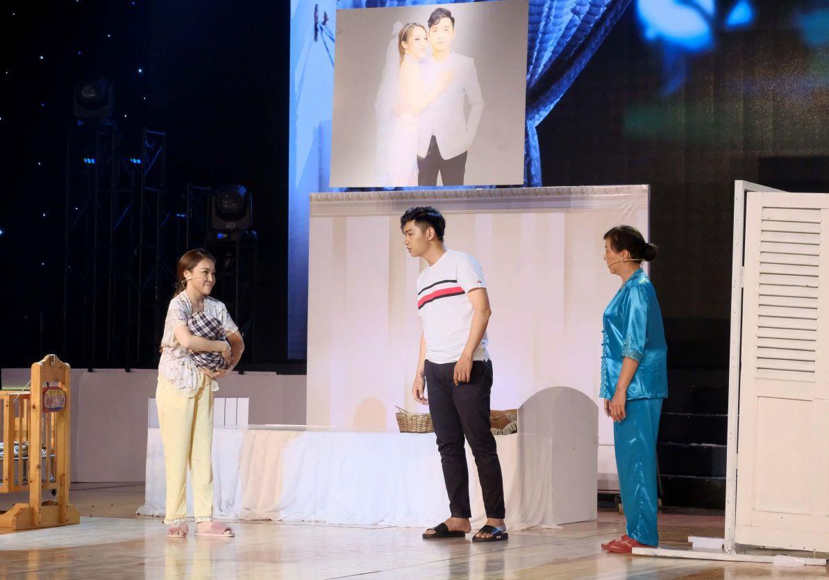 """Bích Ly – Nhật Trường diễn xuất ăn ý, kết nối tuyệt vời giữa """"Quá khứ"""" và """"Hiện tại"""""""