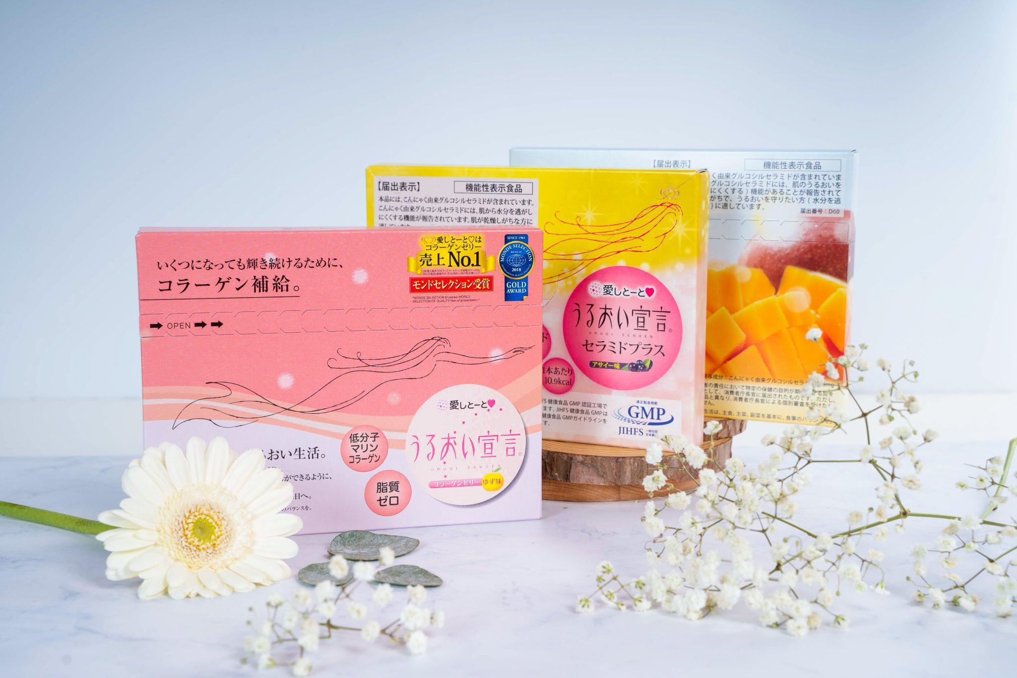 ThẠch Collagen Aishitoto 3