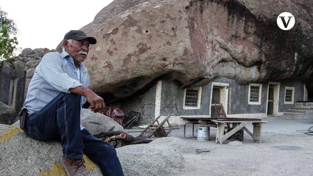 can nha nghi duoi tang da 850 tan thu hut khach du lich ivivu 09 Căn nhà nghỉ dưới tảng đá 850 tấn thu hút khách du lịch đến tham quan