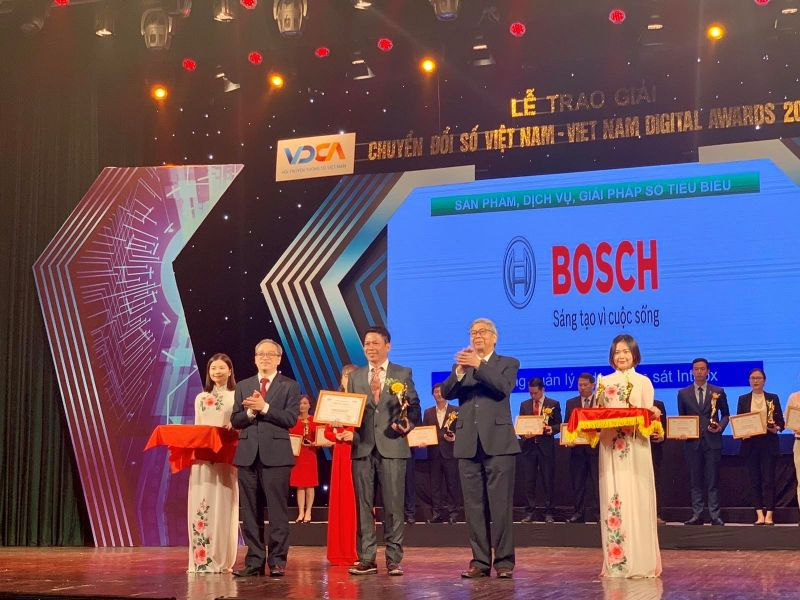Bosch Gianh Chien Thang Trong Giai Thuong Chuyen Doi So Vietnam 2020 Voi Inteox 1