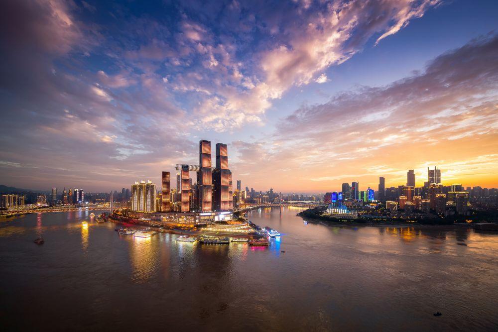 Raffles City Chongqing CapitaLand được xếp hạng là một trong những tập đoàn phát triển bền vững nhất thế giới lần thứ9