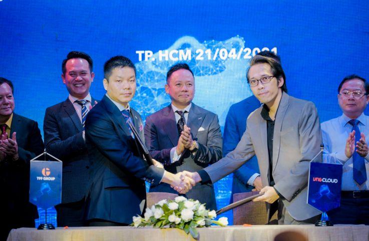 Hợp Tác Chiến Lược Toàn Diện Giữa T99 Vng Cloud