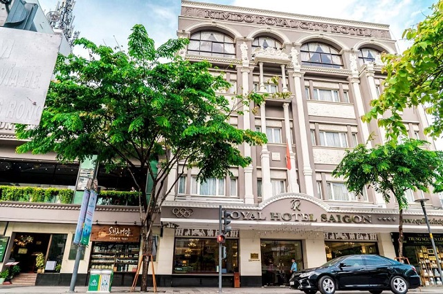 4 1555 1620293181 TP.HCM kiến nghị Thủ tướng không cổ phần hóa Saigontourist để bảo tồn 4 khách sạn xưa