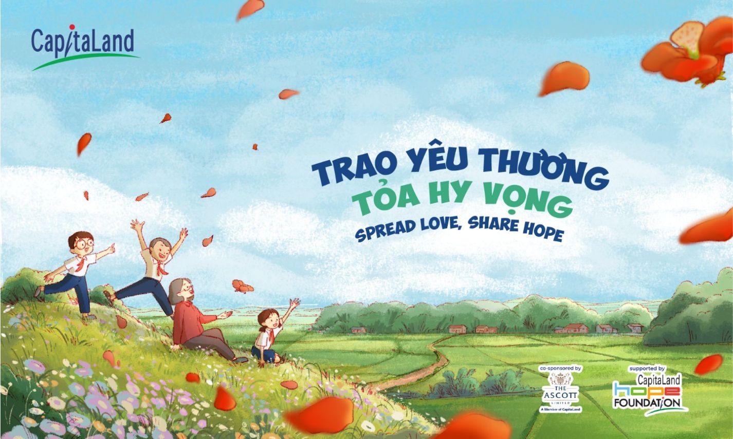 Chien Dich Trao Yeu Thuong Toa Hy Vong Nham Keu Goi Cong Dong Cung Chia Se Thong Diep Y Nghia Huong Toi Viec Ho Tro Giup Do Tre Em Kem May Man 1