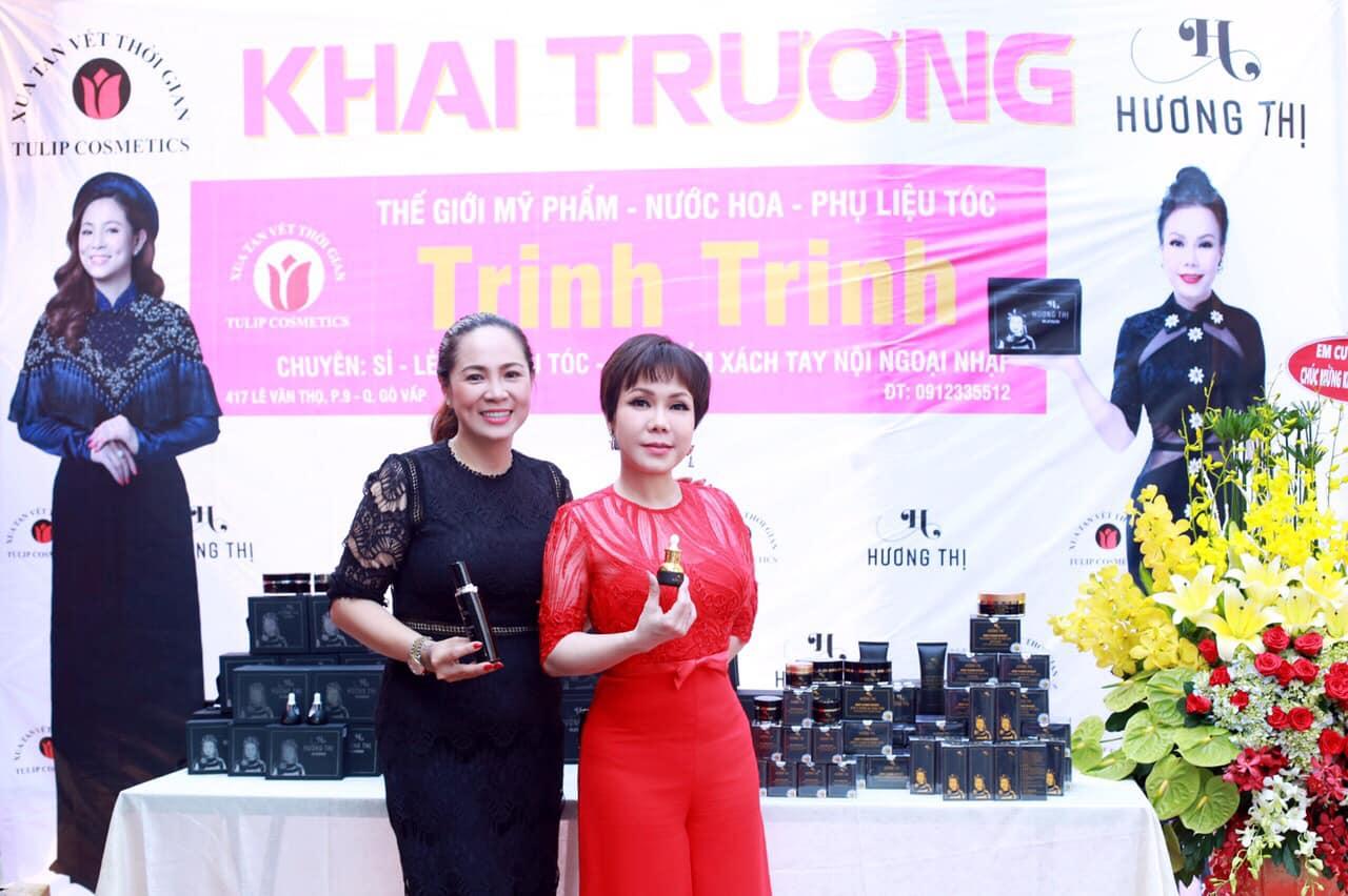 Trinh Phạm Cùng Nghệ Sĩ Việt Hương