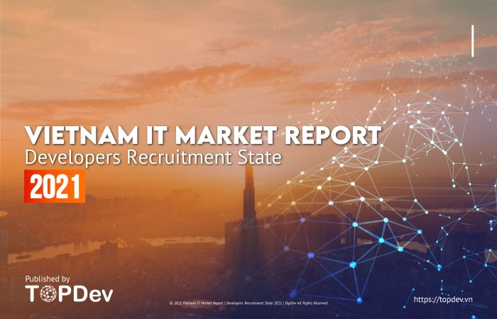 Developers Recruitment State 2021 Banner Cover