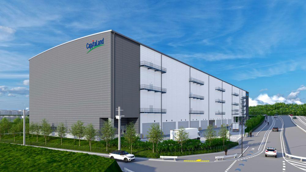 Capitaland Logistics Facility In Japan