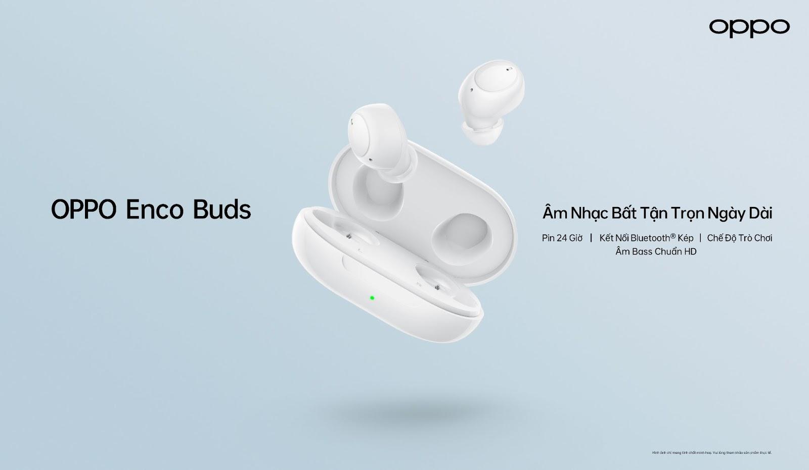 Enco Buds Product Kv White Rgb 1