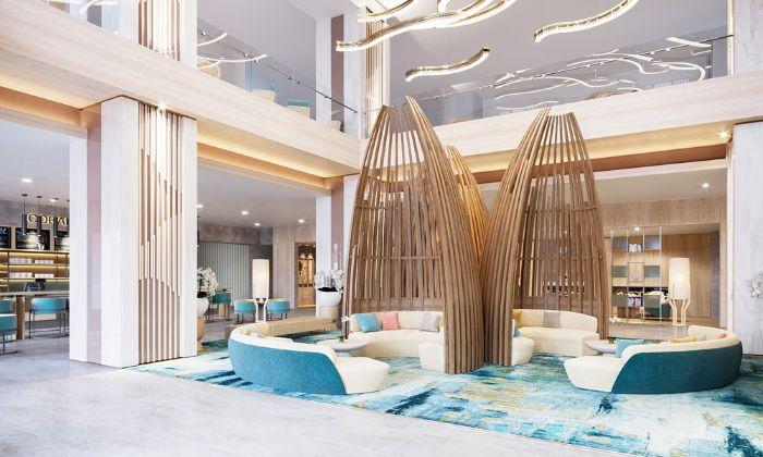 Holiday Inn Resort Ho Tram Beach Lobby 1